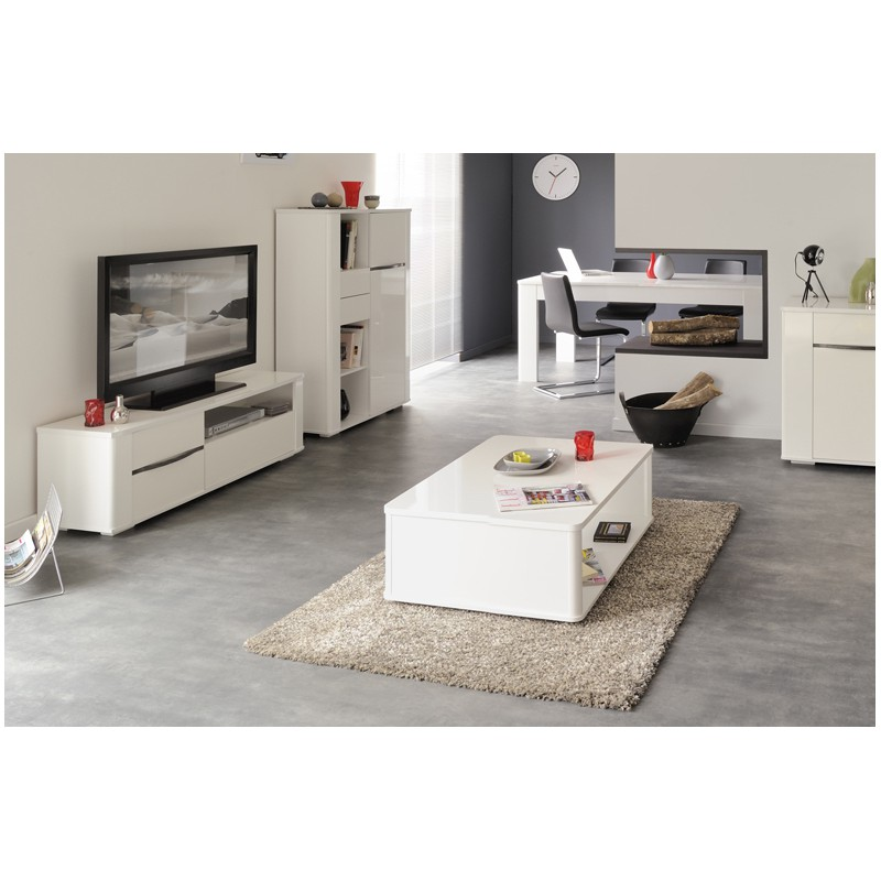 Pure  Table Basse + Meuble TV -> Table Basse Pour Tv