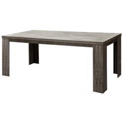 Adria - Table Rectangulaire Grise