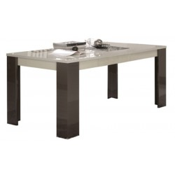 Infinity - Table Rectangulaire avec allonge