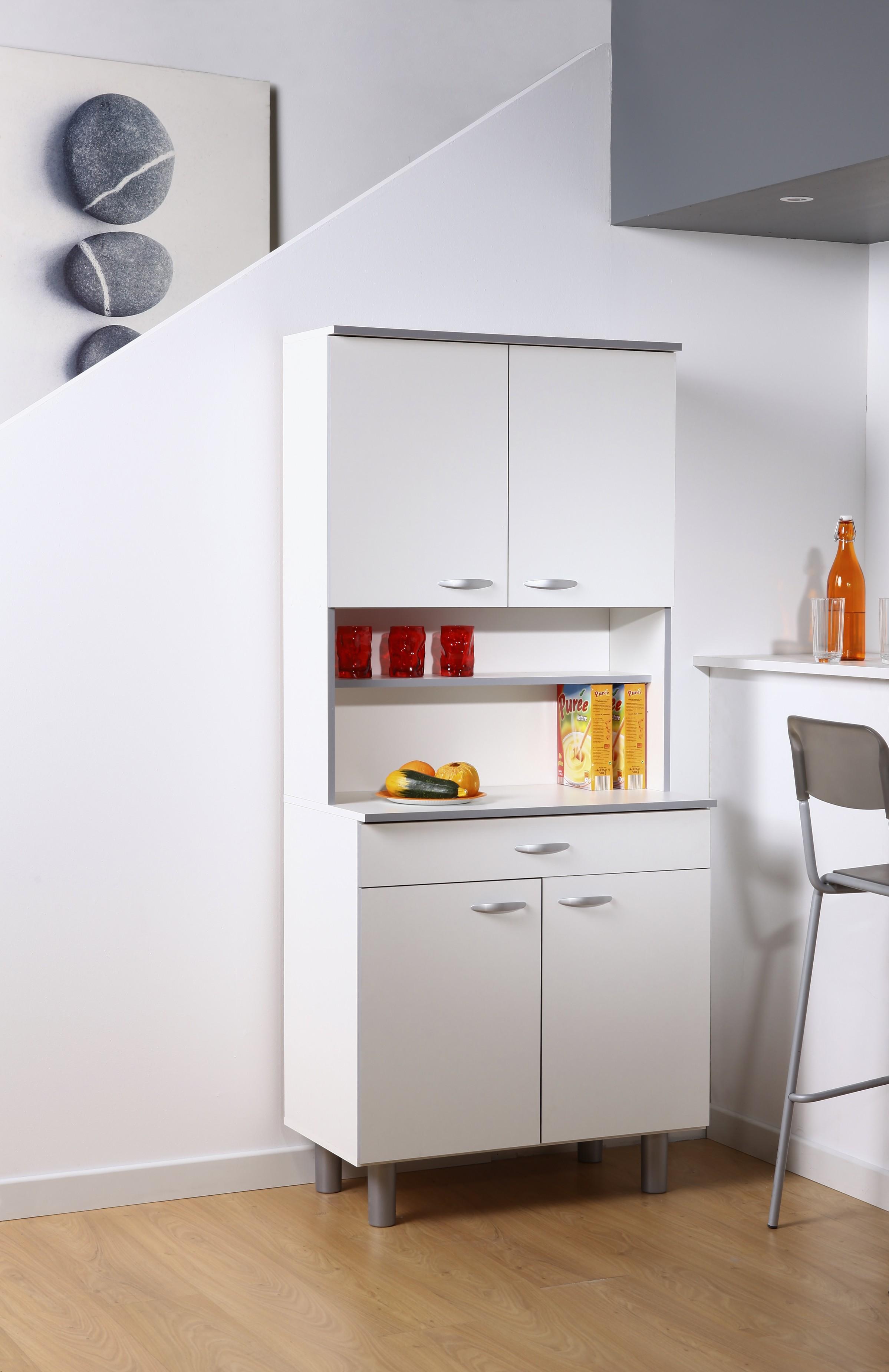 buffet haut pas cher buffet bahut tessa buffet bahut haut. Black Bedroom Furniture Sets. Home Design Ideas