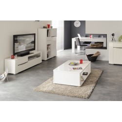 Pure - Table Basse + Meuble TV