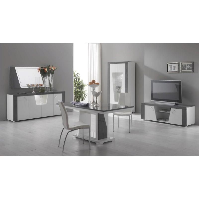 Luna meuble tv Meuble tv miroir