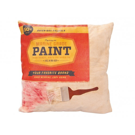 Amely - Coussin 'Paint'