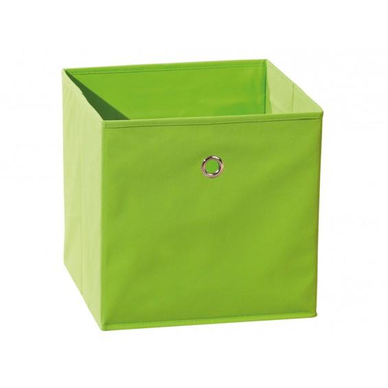 Squarebox - Bac de Rangement Vert