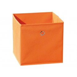 SQUAREBOXX - Bac de Rangement Orange