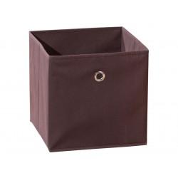 Squarebox - Bac de Rangement Marron