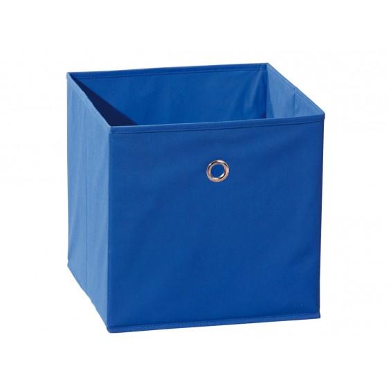 Squarebox - Bac de Rangement Bleu
