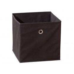 Squareboxx - Bac de Rangement Noir