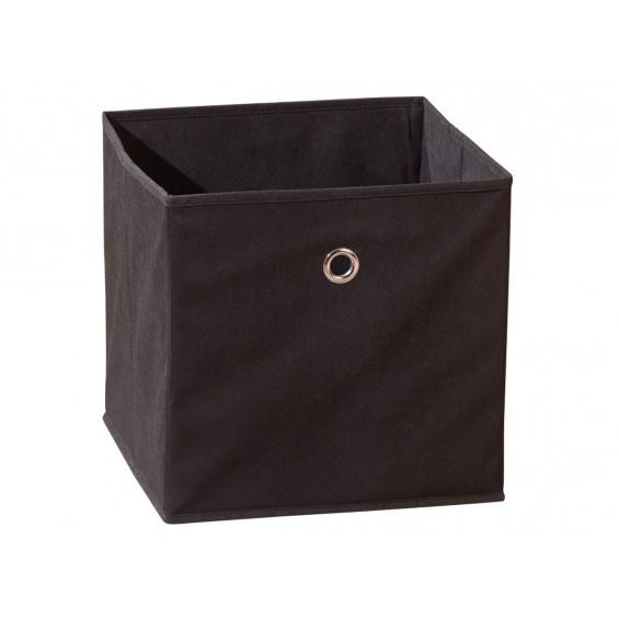 Squarebox - Bac de Rangement Noir