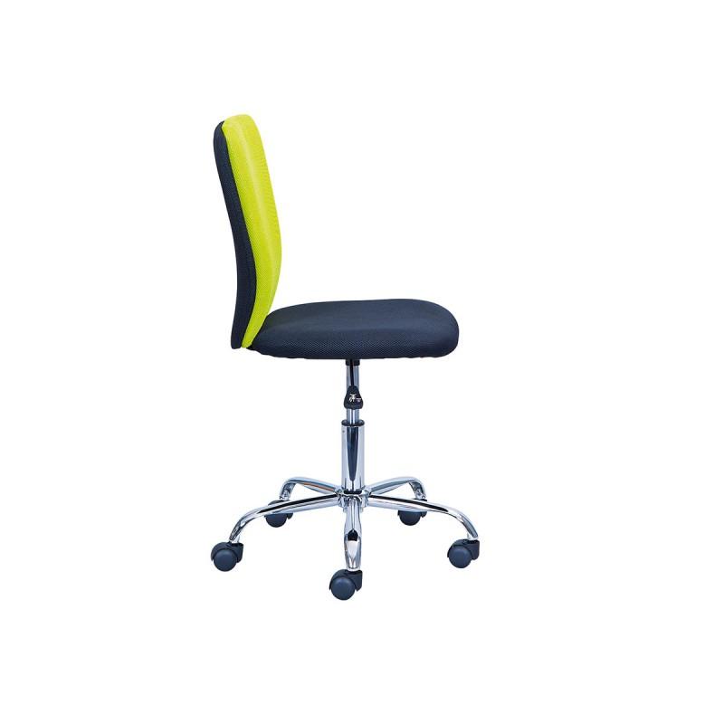 neo chaise de bureau verte et