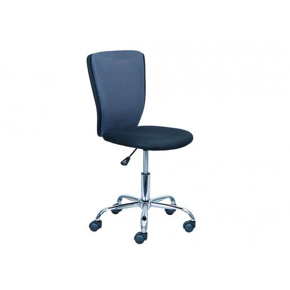 Neo - Chaise de Bureau Grise et Noire