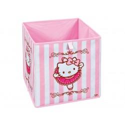 "Hello Kitty - Boite de Rangement ""Ballerine"""
