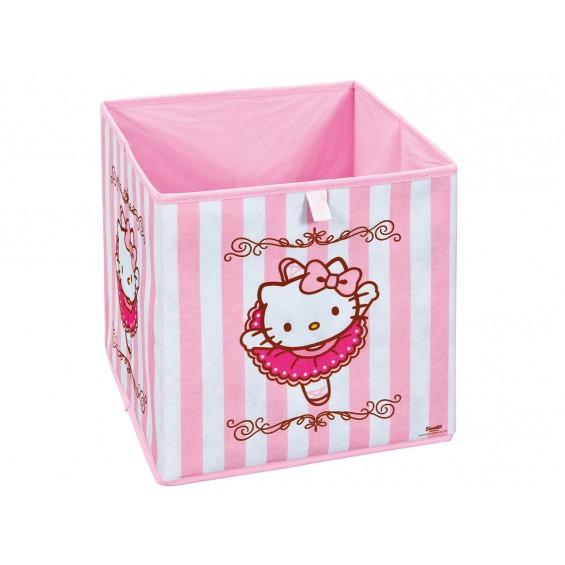 "Hello Kitty - Bac de Rangement ""Ballerine"""