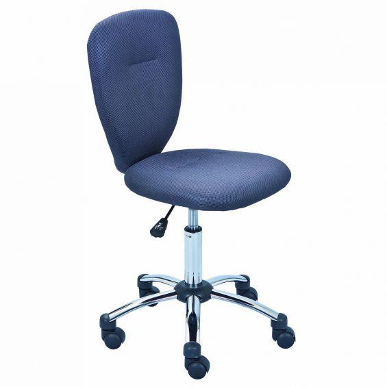 bonnie chaise de bureau grise. Black Bedroom Furniture Sets. Home Design Ideas