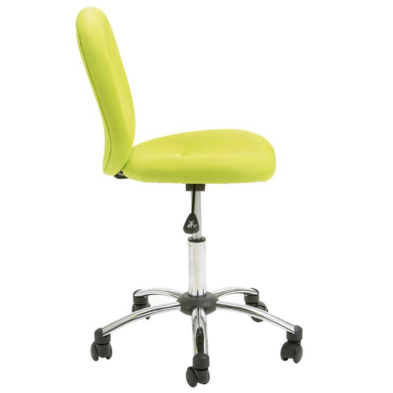bonnie chaise de bureau verte. Black Bedroom Furniture Sets. Home Design Ideas