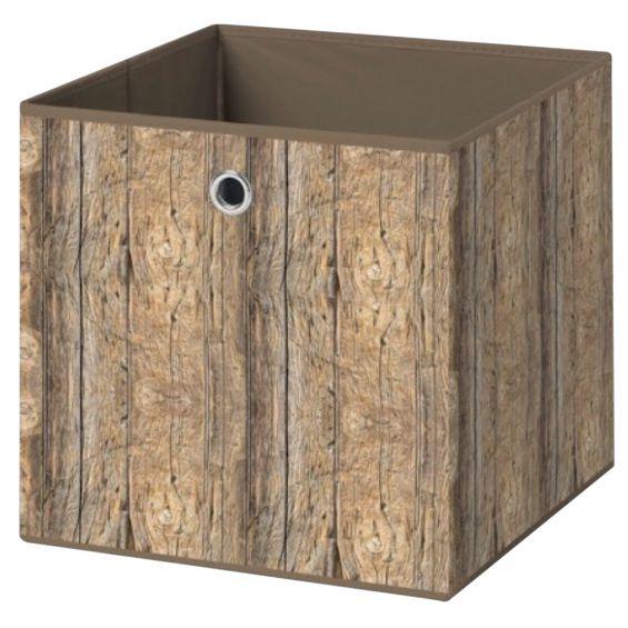 Wood - Bac de Rangement 'A'