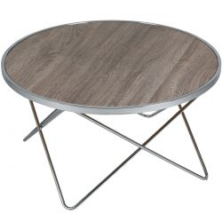 INTORNU - Table Basse Ronde Ø85cm