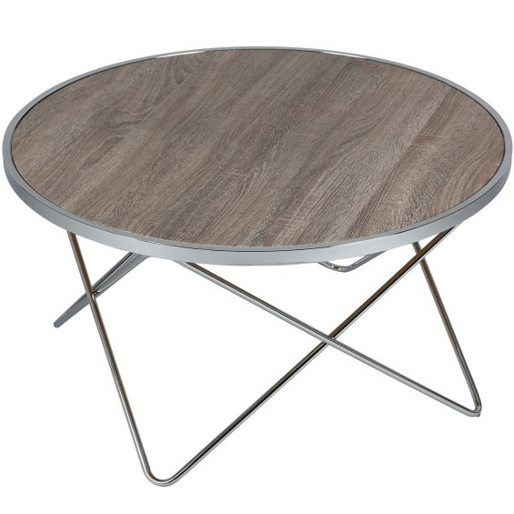 Intornu - Table Basse Ronde Ø85cm