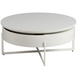 Ceres - Table Basse Ronde Ø85cm