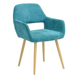 Delf - Chaise Turquoise