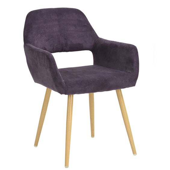 Delf - Chaise Violette