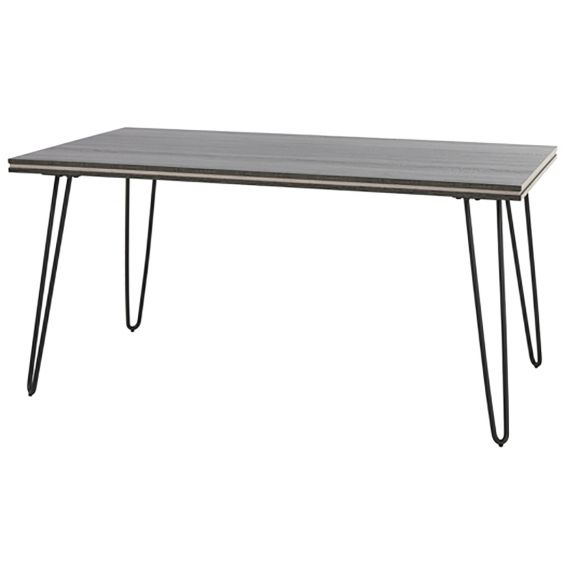 Asca - Table Rectangulaire 160cm