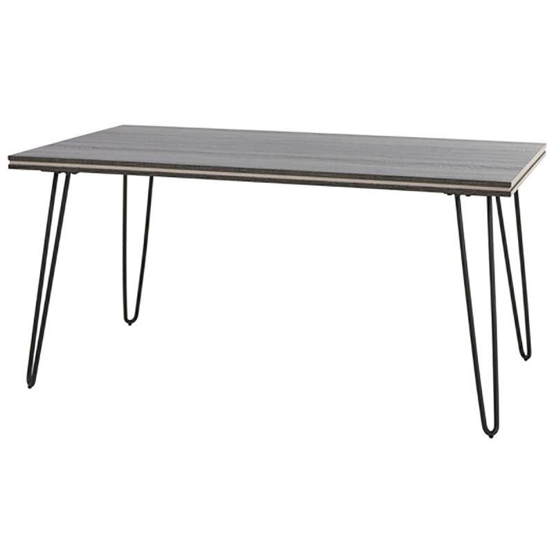 Asca ensemble s jour b avec table 160cm for Ensemble sejour complet