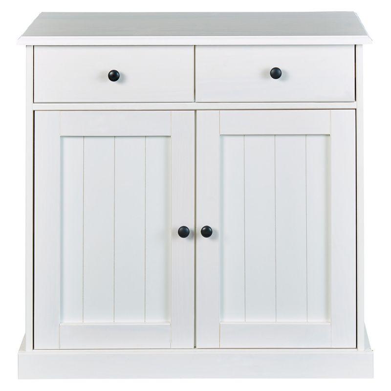 bidart buffet 2 portes 2 tiroirs. Black Bedroom Furniture Sets. Home Design Ideas