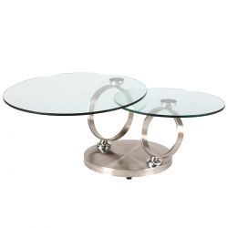 Vaast - Table Basse Ronde