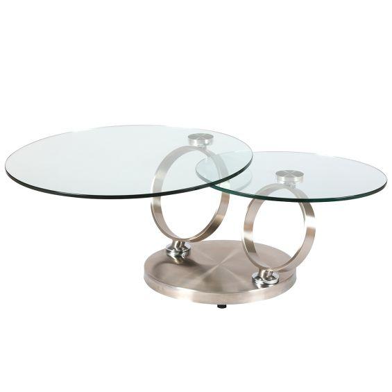 Vaast - Table Basse Ronde