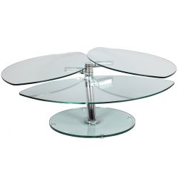 Vieira - Table Basse Ovale