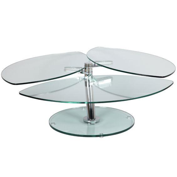 Vieira - Table Basse Ovale