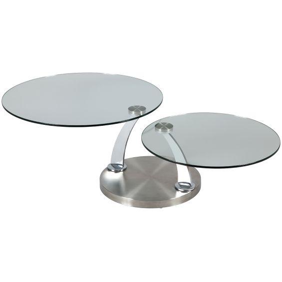 Vanda - Table Basse Ronde