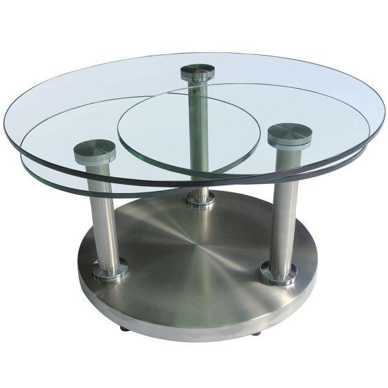 Venise - Table Basse Ronde