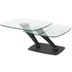 Venicia - Table Basse Rectangulaire