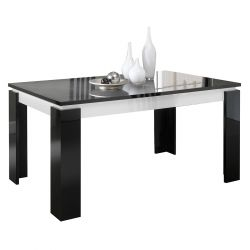Victoria - Table Rectangulaire Extensible