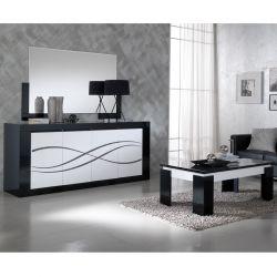 Victoria Luxury - Ensemble Salon 3 Eléments