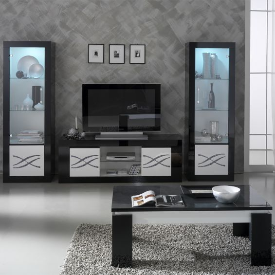 victoria luxury ensemble salon complet. Black Bedroom Furniture Sets. Home Design Ideas