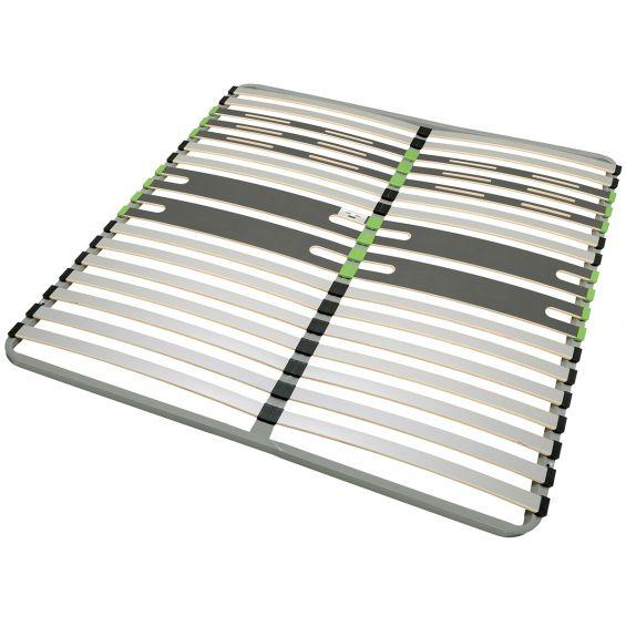 AltoZone - Sommier 2x16 Lattes 120x190cm