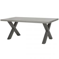 MATTHEW - Table Rectangulaire 160cm