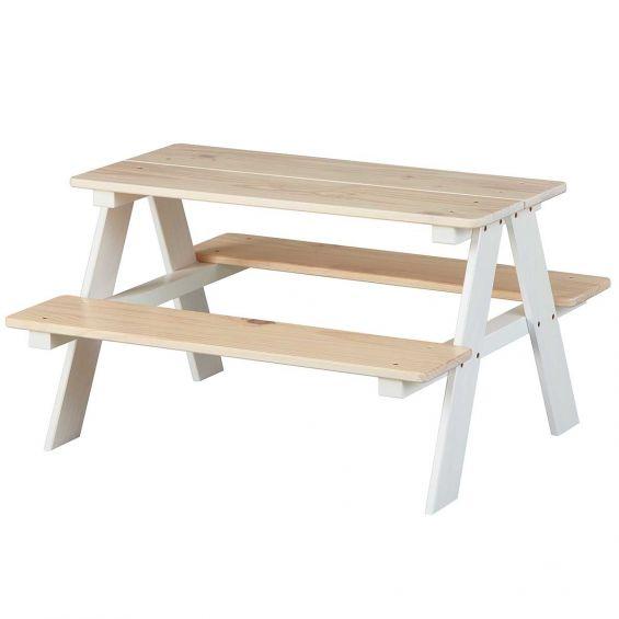 Anders - Table avec Bancs pour Enfant