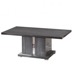 Daisy - Table de Salon Rectangulaire Pied Central
