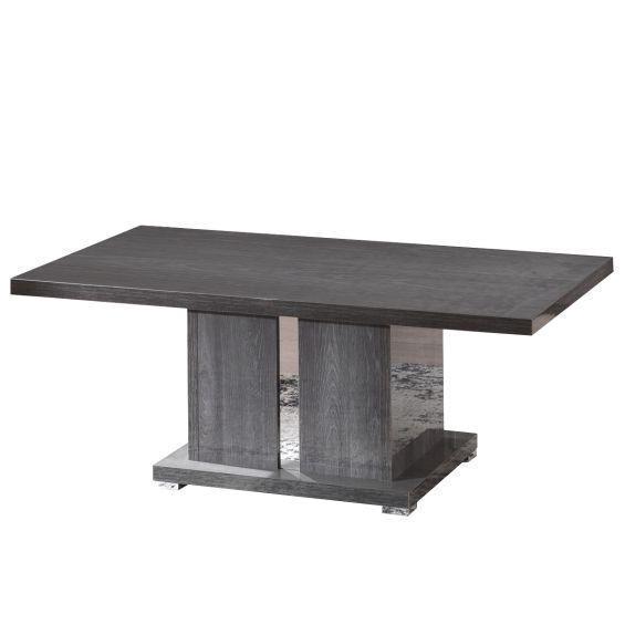 Daisy - Table de Salon Rectangulaire Pied Central