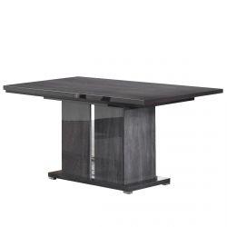 DAISY - Table de Séjour Rectangulaire avec Rallonge