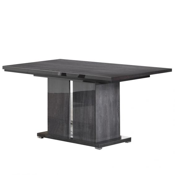 daisy table de s jour rectangulaire avec rallonge. Black Bedroom Furniture Sets. Home Design Ideas