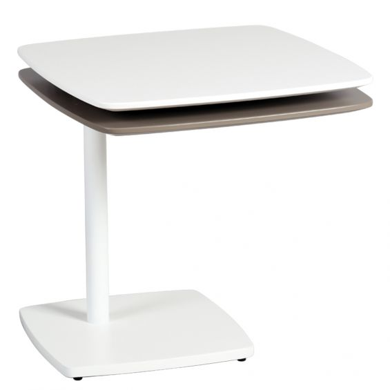 Vadrat - Table d'Appoint Carrée