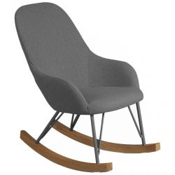Rosita - Rocking-Chair Enfant Gris
