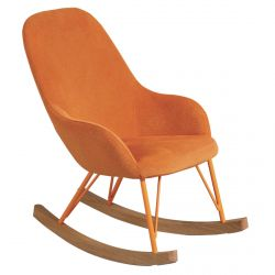 Rosita - Rocking-Chair Enfant Orange