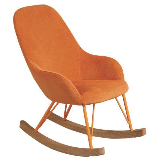 Rosita - Rocking-Chair Enfant Orange