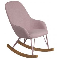 Rosita - Rocking-Chair Enfant Rose
